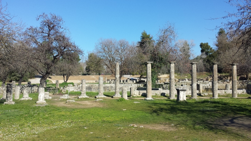 Ancient Olympia Day Trip